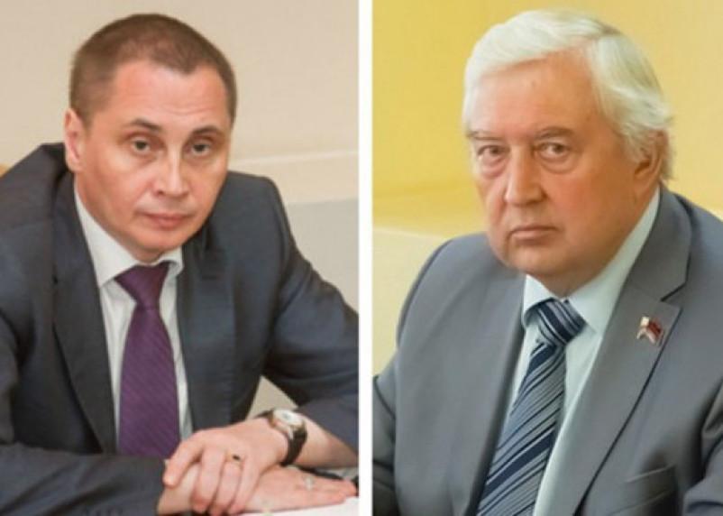 Борисов и Сынкин опустились в медиарейтинге городских руководителей ЦФО