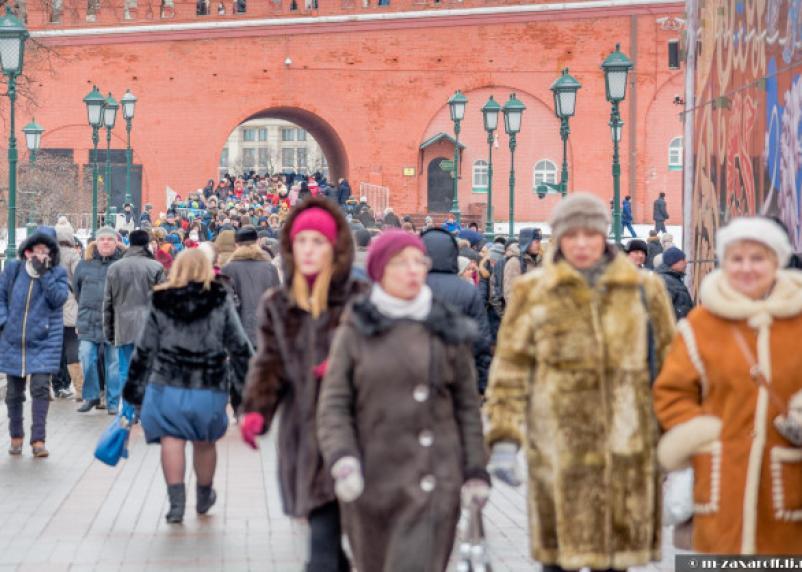 Выяснилось, где в России меньше всего хотят перемен