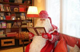 Дед Мороз из Великого Устюга отправился в путешествие по России