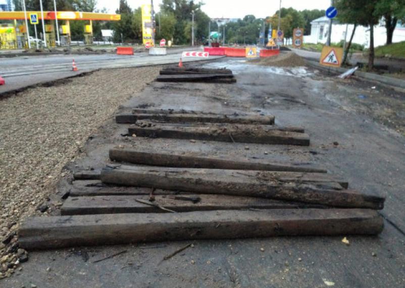 В мэрии высказались по поводу строительства трамвайной ветки на Дзержинского