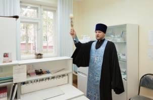 Смоленского священника оштрафовали и лишили прав за пьяную езду