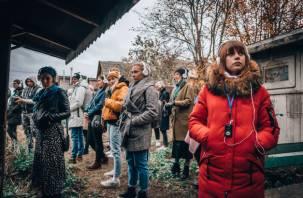 Перфоманс в Смоленске заинтриговал жюри Национальной театральной премии