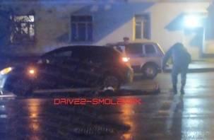 Ночью в Смоленске насмерть сбили пешехода