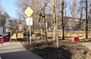 На одной из улиц Промышленного района до 10 декабря ограничат движение