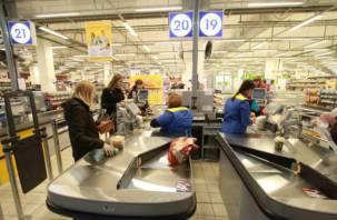 Жители Смоленска не очень-то довольны доступностью магазинов