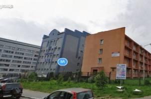В Смоленске в кадастровой палате работали силовики