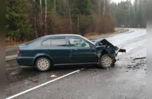 В Дорогобужском районе в ДТП погибли две женщины