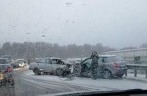 Водитель погиб. Подробности ДТП на Краснинском шоссе