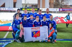 Смоленские студенты представят Россию на чемпионате мира в Китае