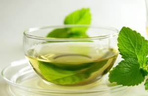 Зелёный чай спасает от рака