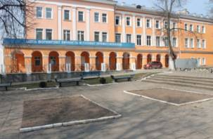 Сроки закрытия Смоленского филиала Саратовской академии готовятся перенести