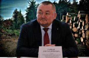 Депутаты уволили Олега Гарбара