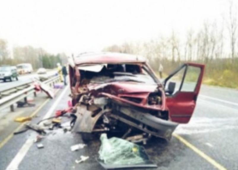 Следствие ищет очевидцев серьезной аварии с автогрейдером в Сафоновском районе