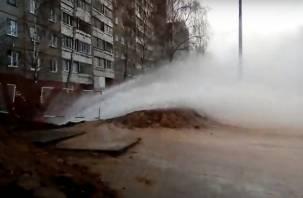 2 600 ярцевчан остались без тепла из-за масштабной аварии