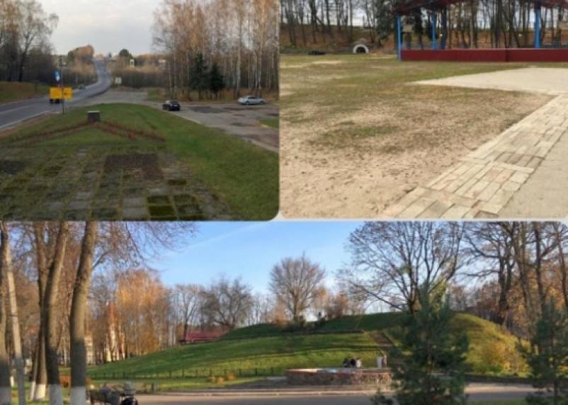 В Смоленске выбрали скверы для благоустройства