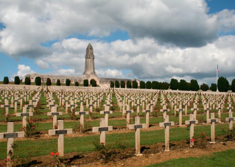 Картонные гробы и никаких надгробий. Во Франции открывают экокладбища