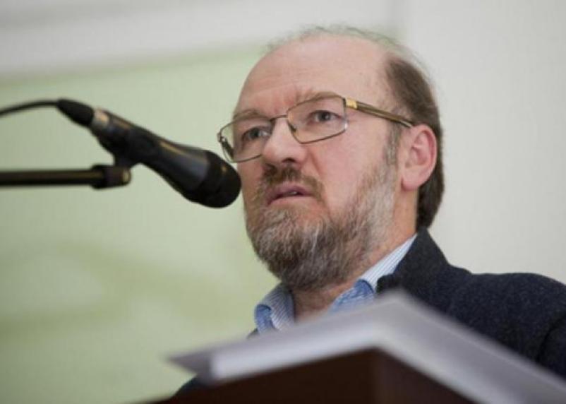 В Смоленске с лекцией выступил известный православный журналист