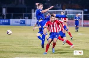 Смоленские студенты-футболисты заняли шестое место на чемпионате мира в Китае