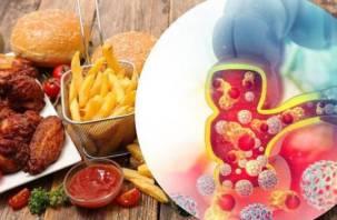 Продукты, которые разрушают кишечник