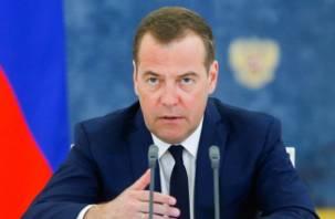 Смолещина в пролёте. Премьер Медведев указал на эффективность управления регионами