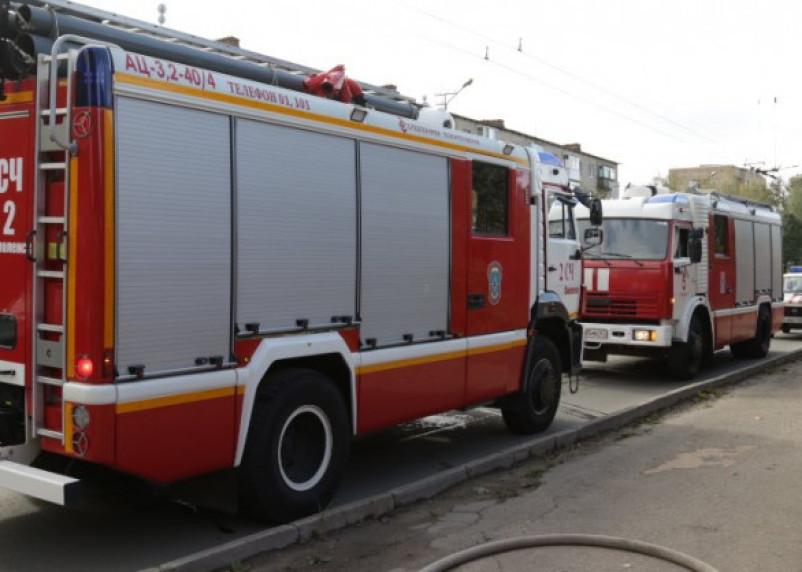 Подробности пожара с пострадавшими на Ломоносова в Смоленске