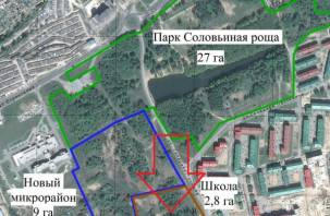 «Опять бью мимо…» В Соловьиной роще Смоленска может не появиться новой школы