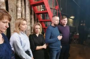 В Демидове Смоленской области отключили свет, чтобы заблокировать телеэфир Андрея Малахова