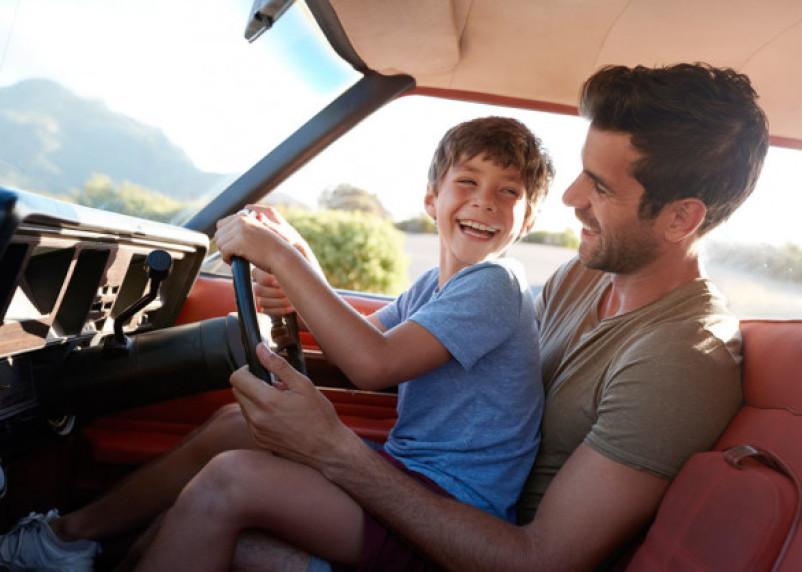 На родителей, которые сажают за руль детей, будут заводить уголовные дела?