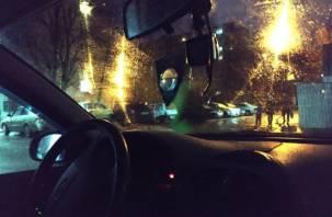 В Смоленске поймали автовора
