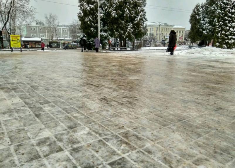 Вот-вот. Метель и ледяной дождь обрушатся на Смоленщину