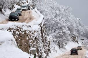 Куда направятся российские автотуристы на Новый год