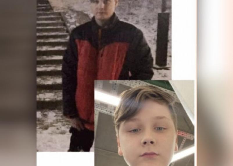Шрамы на руке и губе. В Смоленске пропал 13-летний подросток