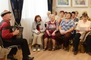 В Смоленской области откроют 26 домов ветеранов