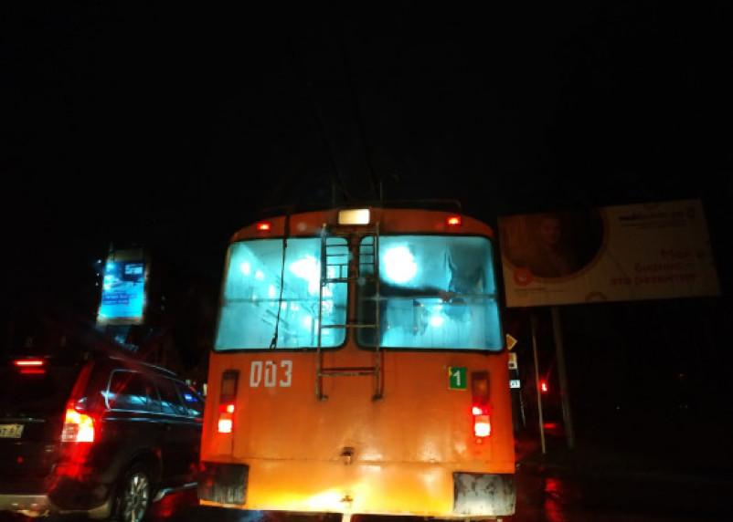 Троллейбусы №1 в Смоленске изменили схему движения