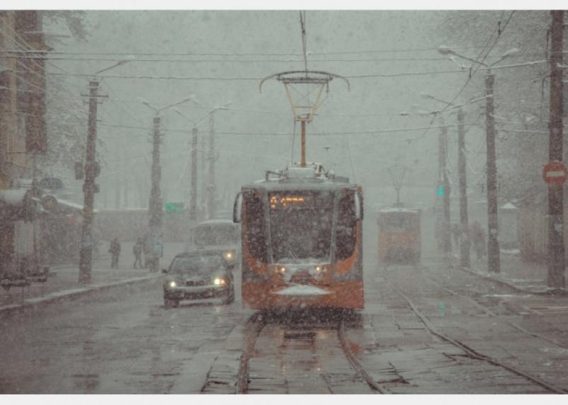 В Смоленске временно изменен маршрут трамвая №3