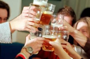 Названа оптимальная доза алкоголя на Новый год
