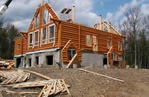 В Смоленской области упали темпы жилищного строительства