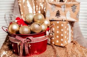 Какие подарки выбрать смолянам к Новому году для родных и близких?