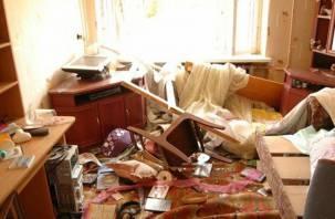 Квартирант разбомбил квартиру арендодателю и съехал