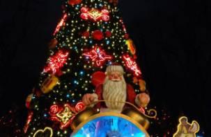 Новогодние елки в Москве отменили