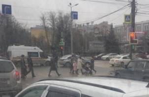Подробности ДТП со сбитым ребёнком в центре Смоленска