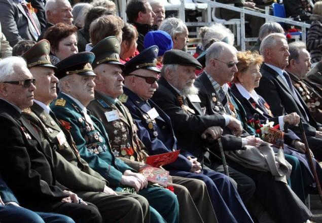 Всем ветеранам ВОВ выплатят по 75 тысяч рублей