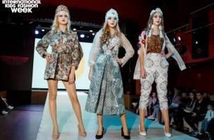Смоляне приняли участие в Международной детской неделе моды