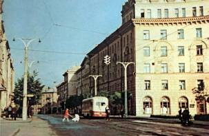 Жители Смоленска хотят вернуть трамвайное движение по улице Дзержинского
