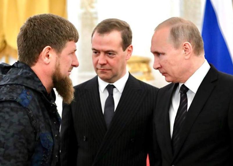 СМИ: Глава Чечни Рамзан Кадыров может сменить должность