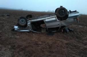 Молодой смолянин погиб в серьезной аварии