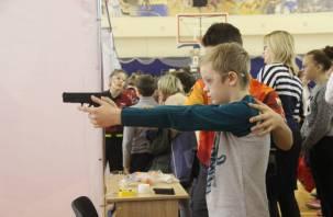 Смоленская АЭС: при поддержке атомной отрасли в Десногорске открылся стрелковый клуб для детей