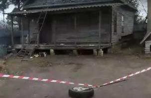 Эксклюзивное видео с места взрыва в Велиже