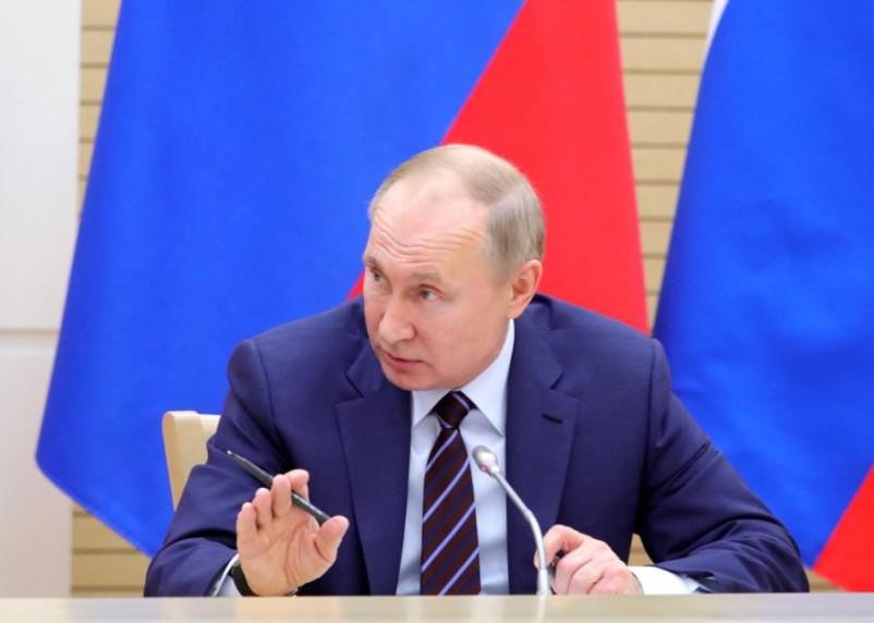 Президент России объявил нерабочую неделю