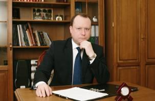 В Смоленске задержан бывший директор парка Сергей Черняков